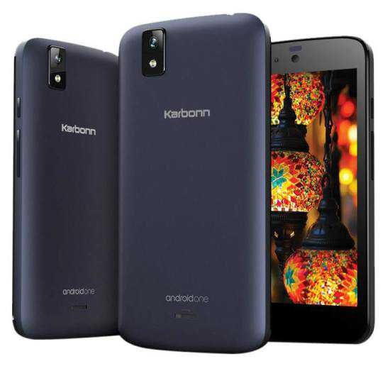 karbon sparke android one