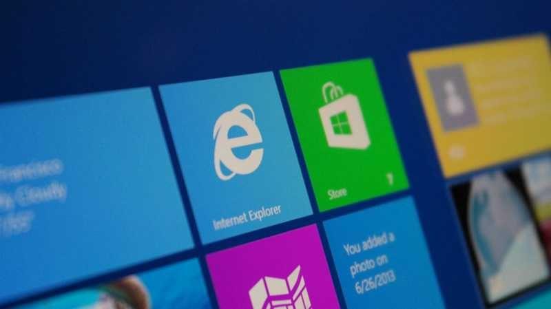 Internet Explorer 11 è il browser più diffuso sul web