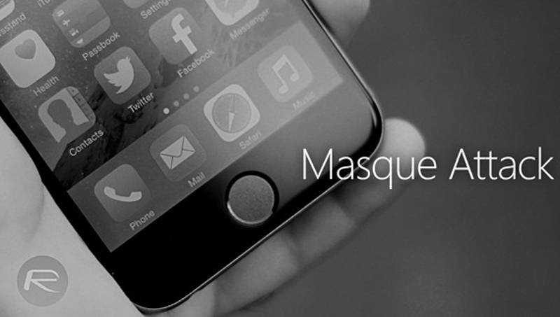 Masque Attack, nuovo malware per iOS mette a rischio i dati degli utenti iPhone ed iPad