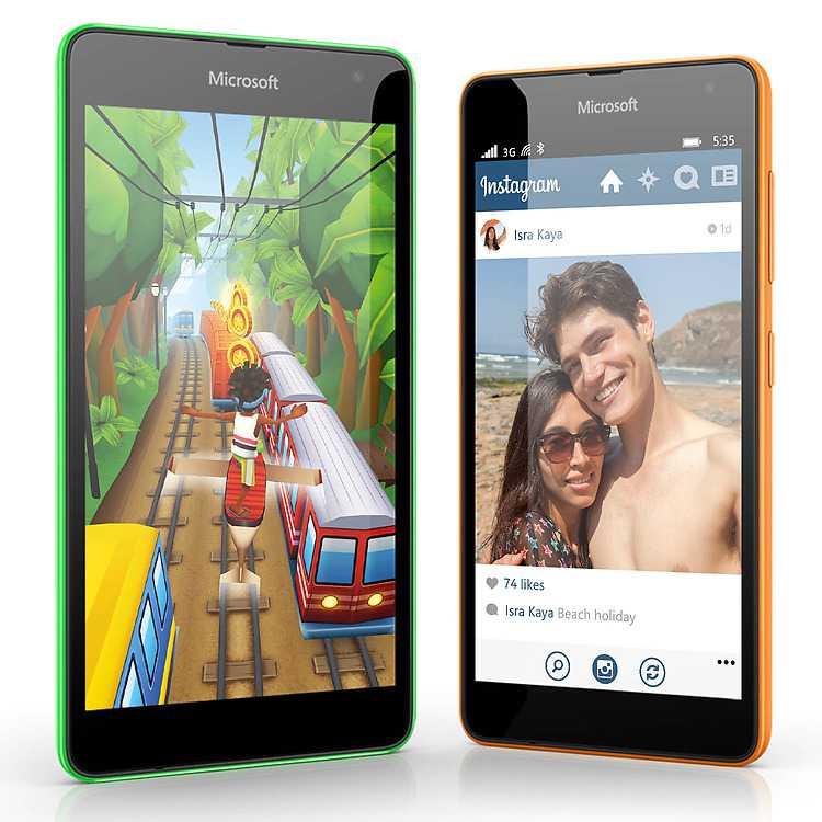 Microsoft pubblica un video introduttivo del Lumia 535