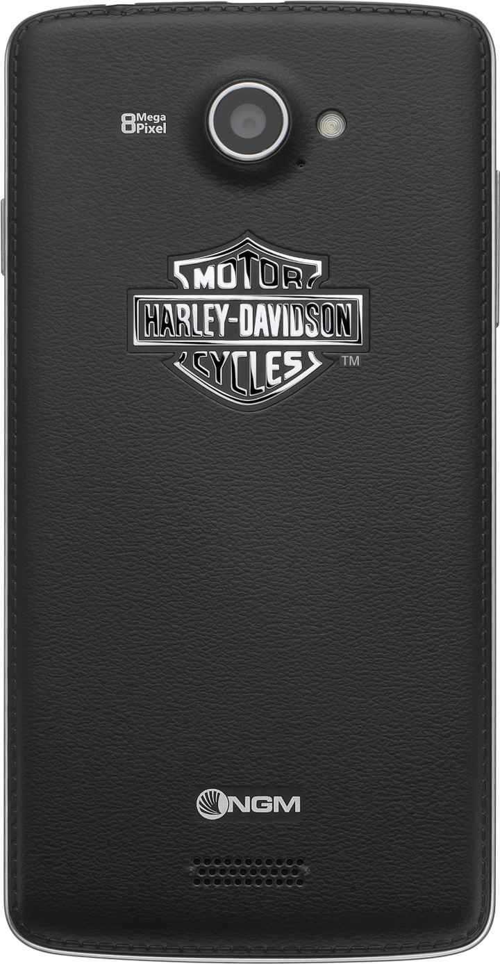 NGM lancia NGM Harley-Davidson