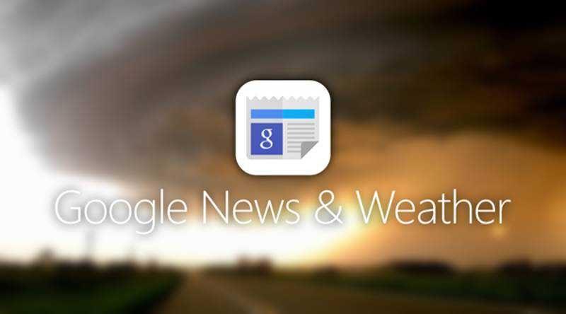 Google Notizie e Meteo si aggiorna con l'interfaccia Material Design