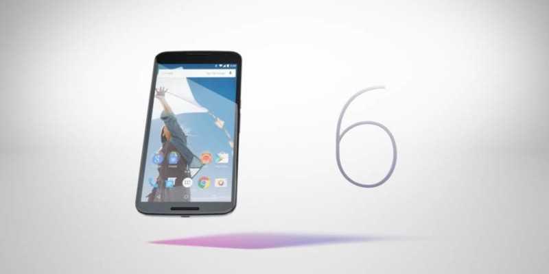 Nexus 6 pronto per Android 5.1 Lollipop, rollout a partire da oggi!