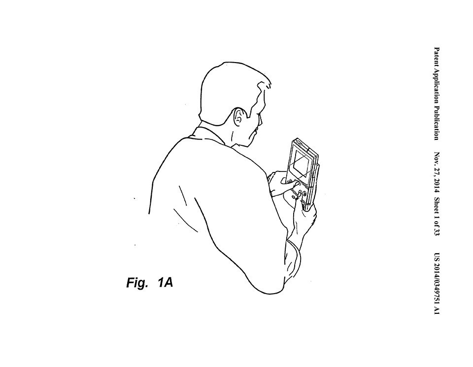 Nintendo brevetta un emulatore GameBoy per dispositivi mobili