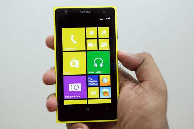 Lumia senza Nokia, martedì 11 novembre il debutto