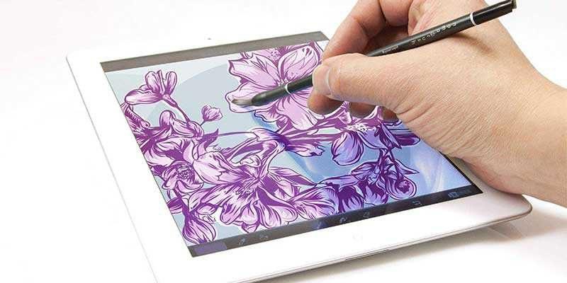 Nomad Brush, il pennello per iPad e tablet