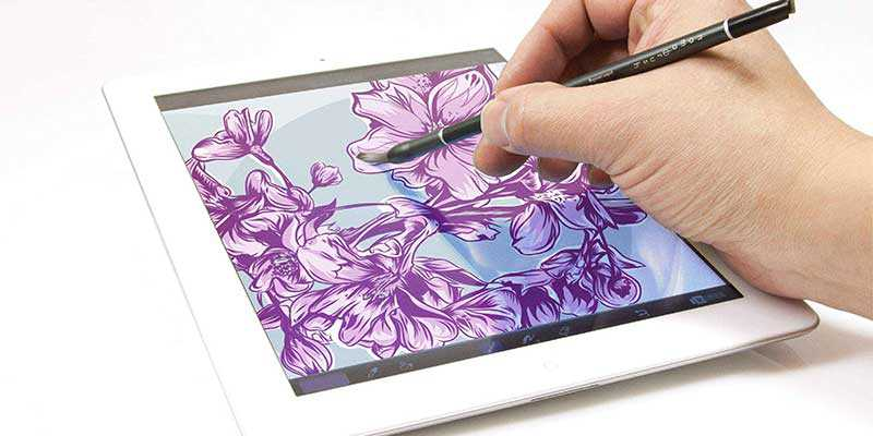Nomad Brush, il pennello per iPad e tablet