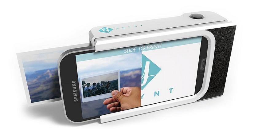 Prynt Case, nuova vita al modello Polaroid sugli smartphone