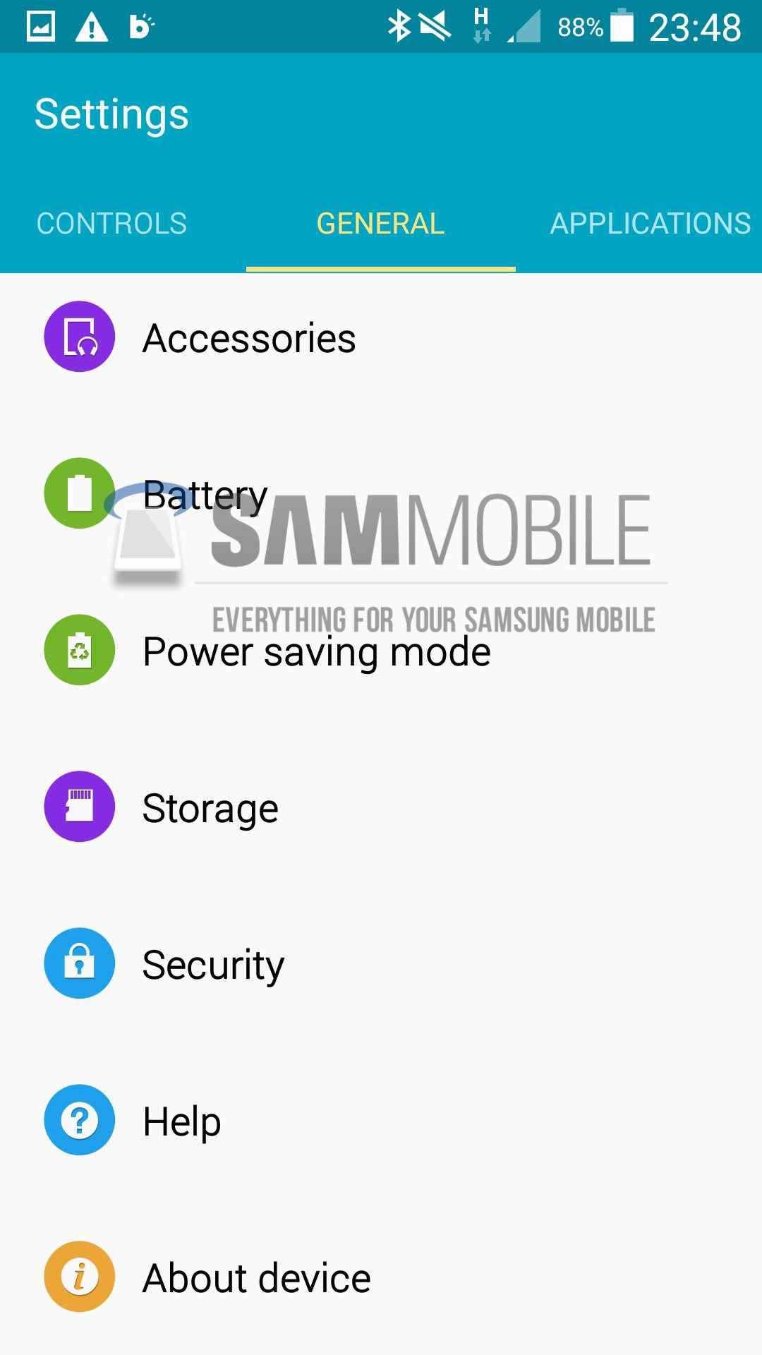 Galaxy S4 e Android 5.0 Lollipop, nuove conferme da SanMobile