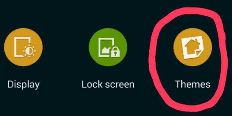 """Nuova opzione dedicata ai """"Temi"""" in vista per la Samsung TouchWiz!"""
