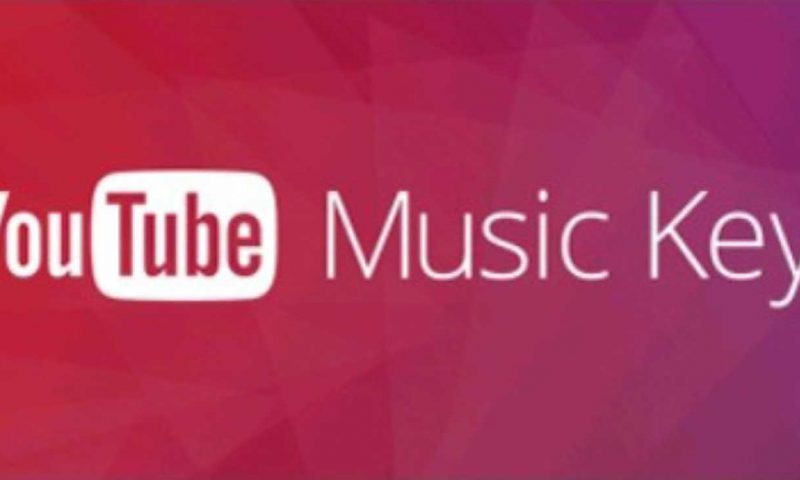 Youtube: Music Key pronto al lancio