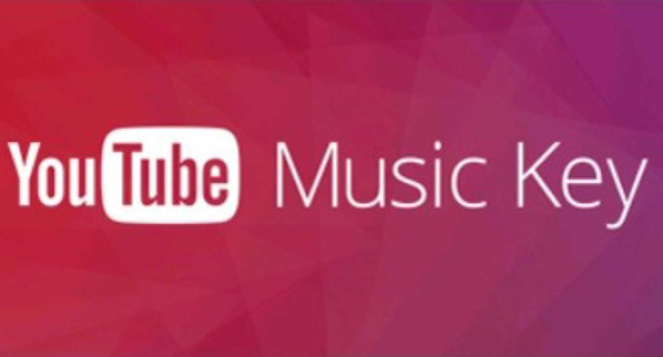 Youtube: Music Key pronto al lancio