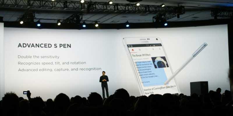 Samsung annuncia una Advanced S-Pen con una maggiore sensibilità