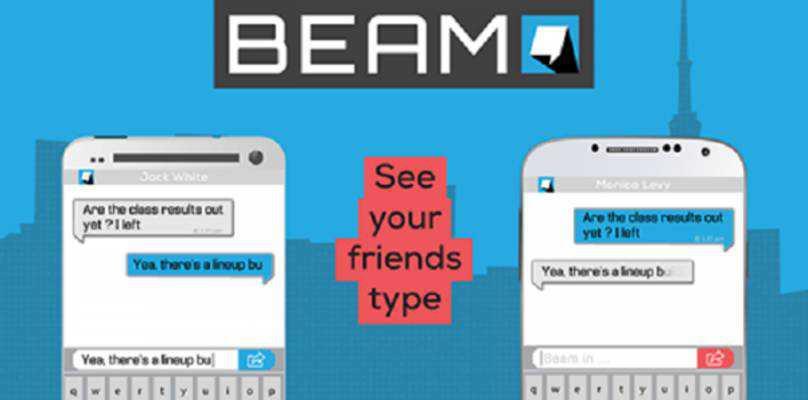 Con Beam Messenger, chattare sarà come conversare