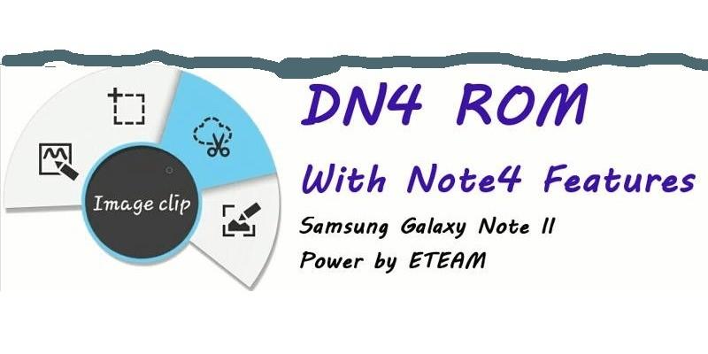 Guida completa per trasformare un Samsung Galaxy Note II in Note 4! (Download)