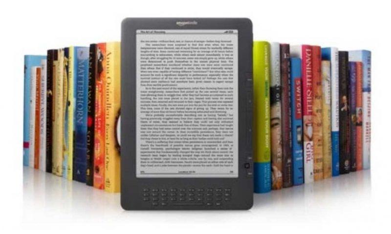 Un quarto dei libri sarà in e-book entro il 2018