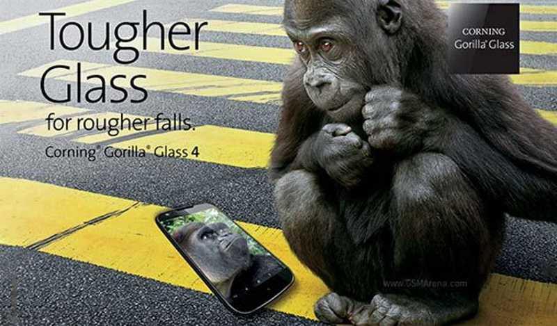 Gorilla Glass 4, vetro protettivo per smartphone a prova di Mythbuster