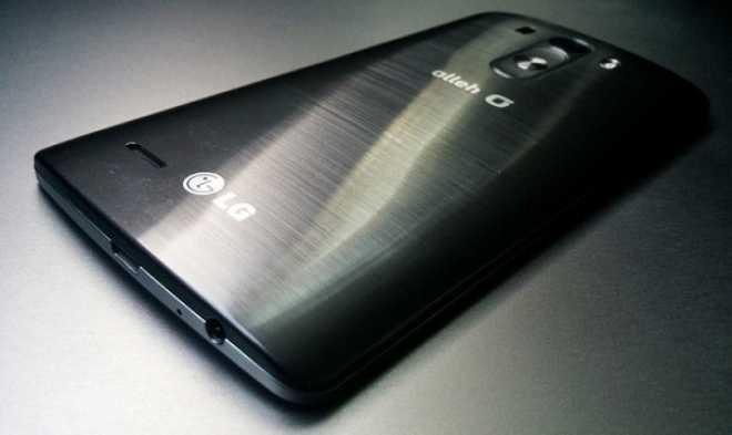 LG G3 dual-SIM