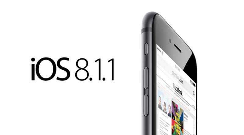 Disponibile iOS 8.1.1 per iPhone, iPad ed iPod Touch