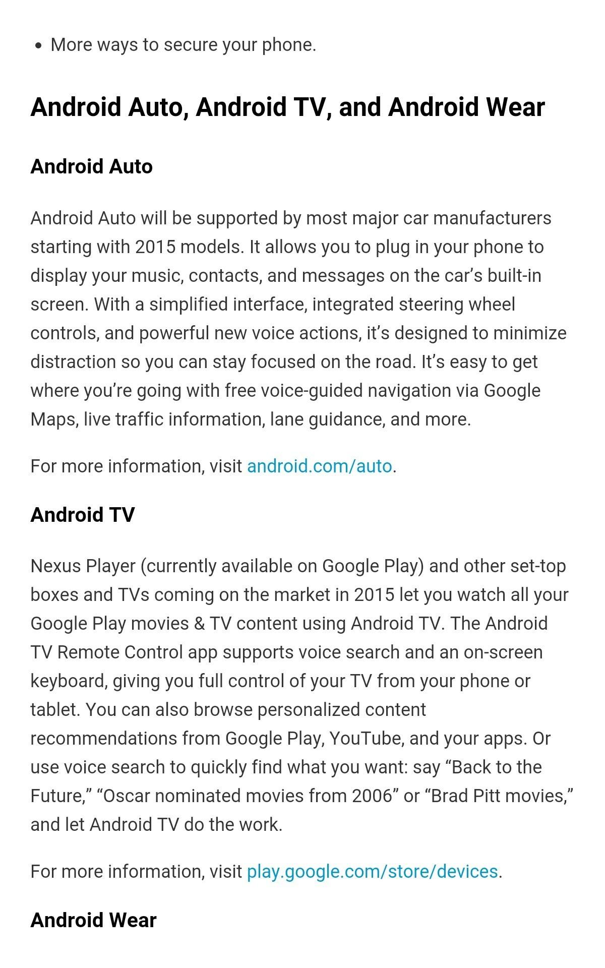 Android 5.0 Lollipop, ecco la guida ufficiale pubblicata da Google