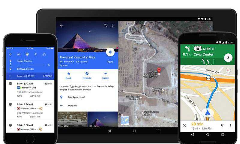 Google Maps 9.0 con Material Design disponibile | Download APK |