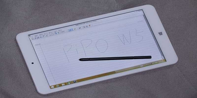 Pipo W5: nuovo tablet in arrivo con Windows low-cost e con Pennino