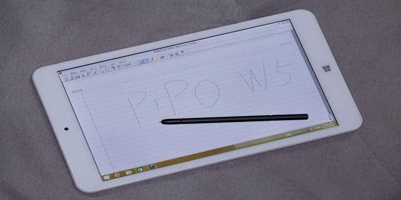 Pipo W5: nuovo tablet in arrivo con Windows low-cost e con Pennino