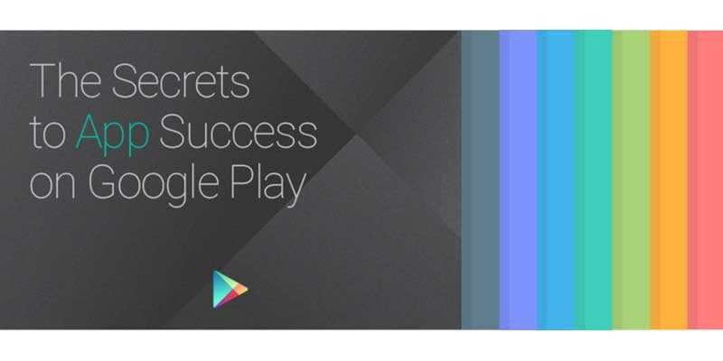"""Google rilascia e-book gratuito per gli sviluppatori dal nome: """"Secrets to App Success"""""""
