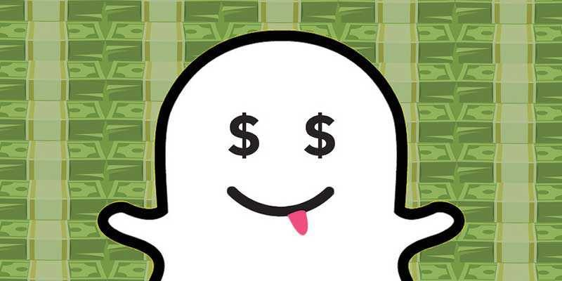 Snapchat lancia Snapcash, ecco i pagamenti attraverso l'app
