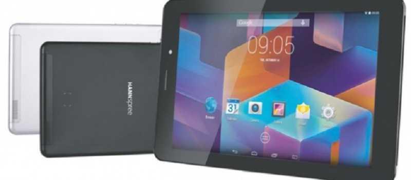 HANNSpad SN80W71B: ecco un nuovo tablet Android targato Hannspree