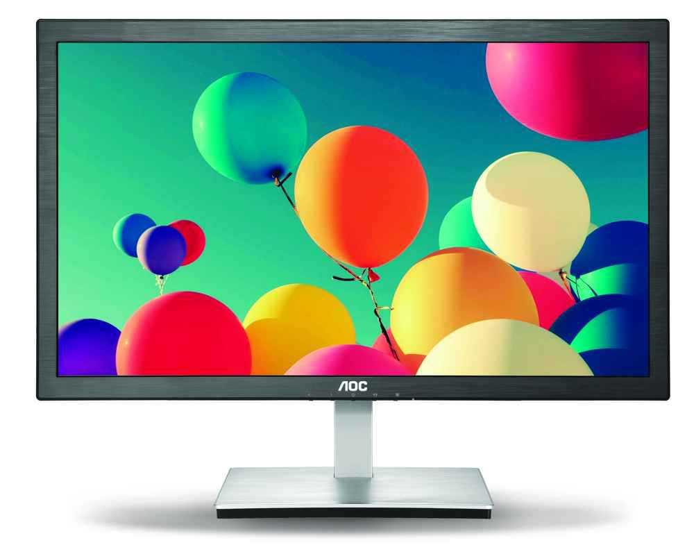 AOC presenta i nuovi display Anti-Blue Light e Flicker-Free