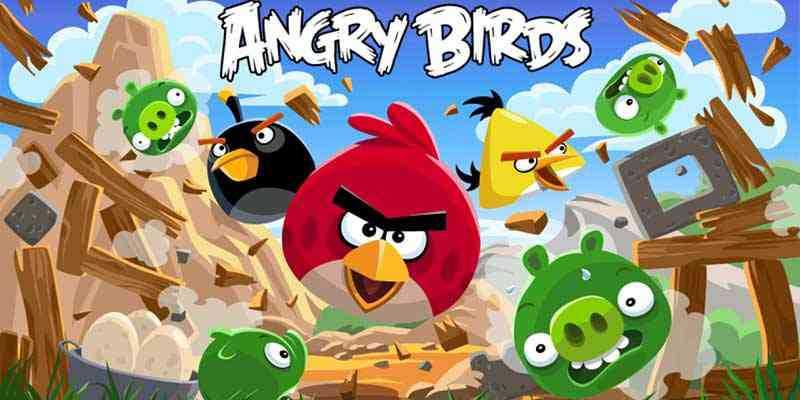 Angry Birds compie 5 anni in un momento poco felice