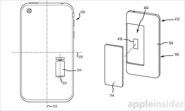 Brevetto Apple 2
