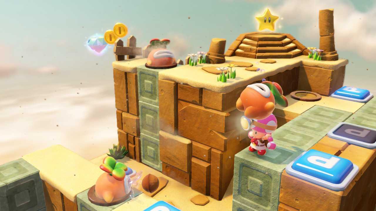 Captain Toad: Treasure Tracker promosso da Digital Foundry ma debutto rinviato