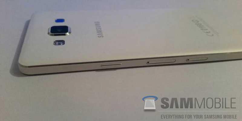 Il Galaxy A7 è il dispositivo Samsung più sottile mai realizzato