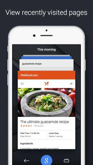 Google aggiorna la sua app per iOS con Material Design