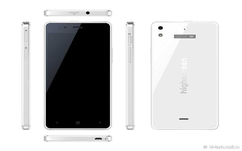 Highscreen ICE 2: dalla Russia un altro telefono con display doppio
