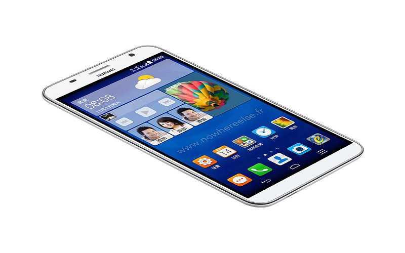 Huawei Ascend GX1 presentato ufficialmente