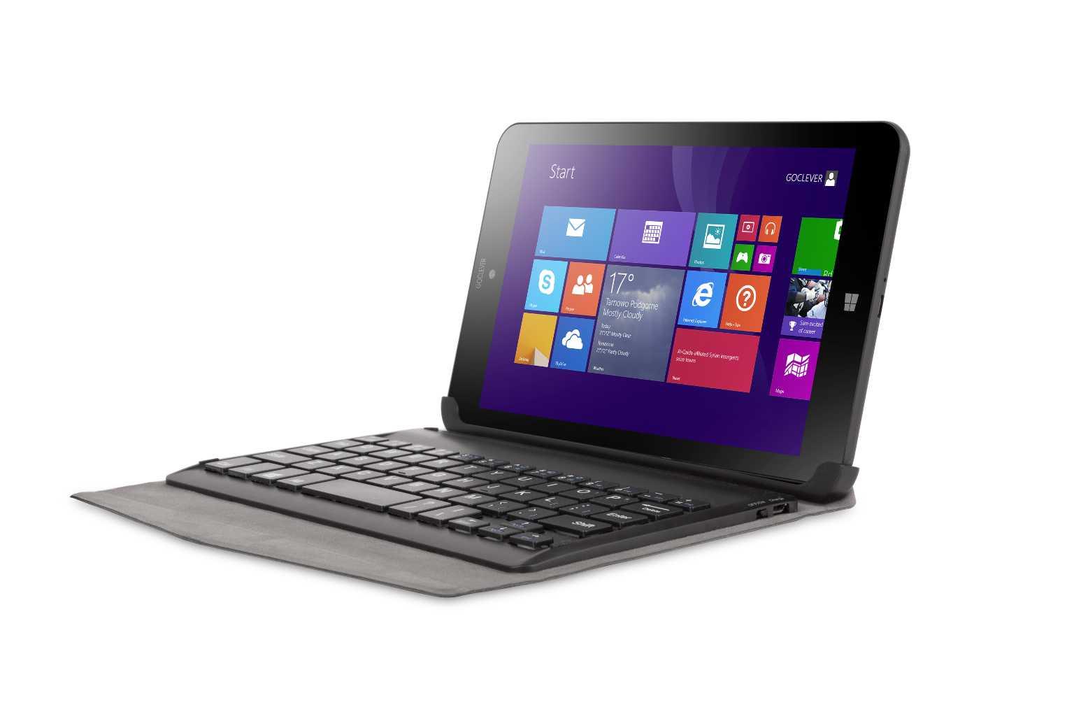 GOCLEVER lancia i suoi nuovi tablet Windows per lo svago e il lavoro