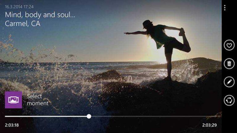 Lumia Camera 5 in arrivo con il prossimo aggiornamento Denim di Microsoft