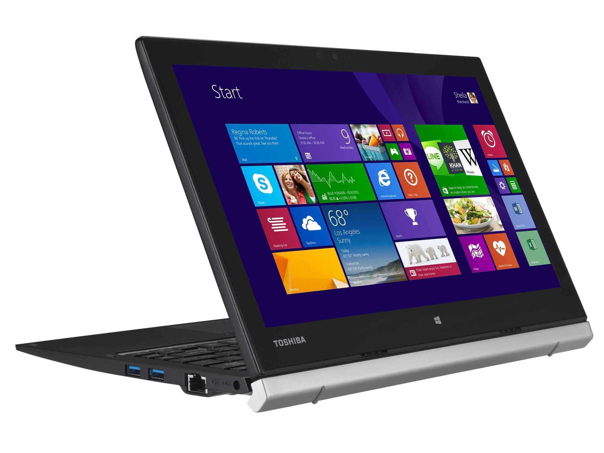 Toshiba presenta il nuovo Business Partner Program e il Portégé Z20