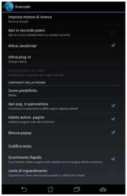 browser-prefedinito