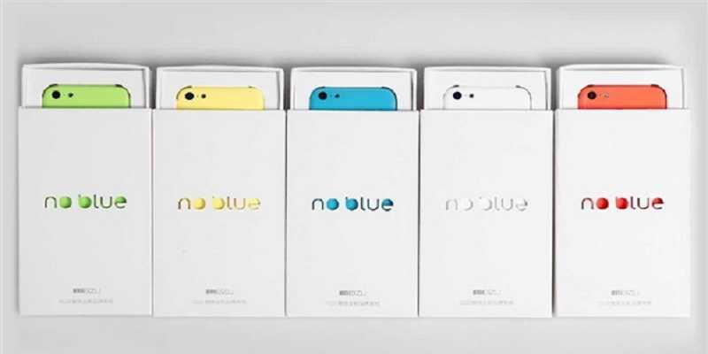 Meizu Blue Charm sarà commercializzato in diverse colorazioni ad un costo di circa 100€