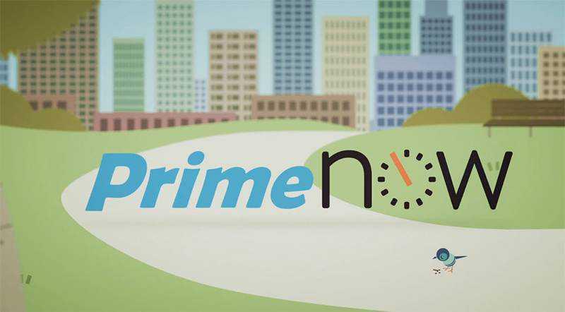 Amazon presenta Prime Now per consegne in 1 ora