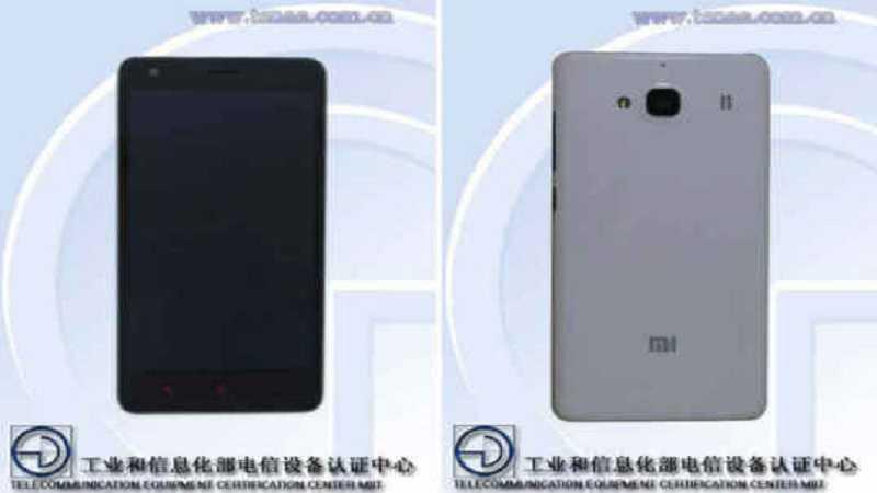 Xiaomi Redmi 2S è ufficialmente comparso su AnTuTu