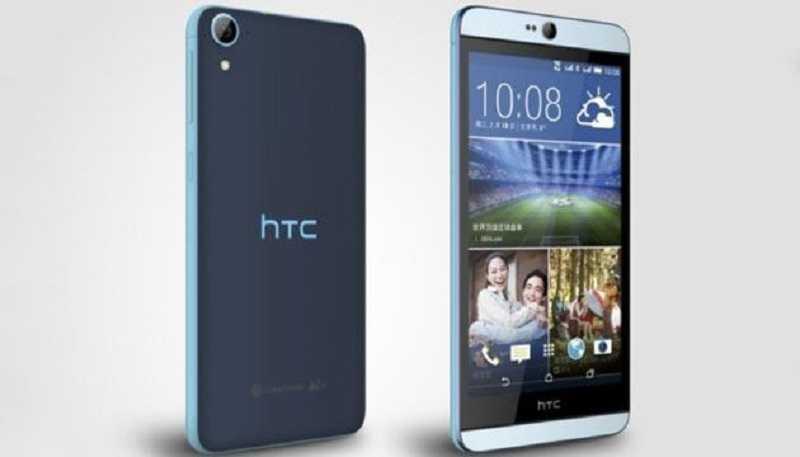 HTC lancia Desire 826 con cpu Snapdragon a 64-bit