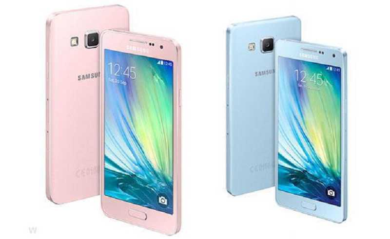 Unboxing Samsung Galaxy A3