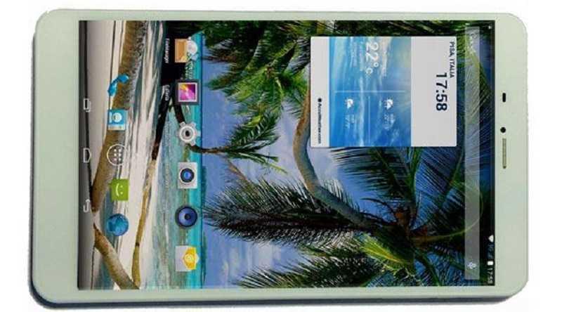 Kraun Ktab 8008DX4, tablet Android con display da 8 pollici