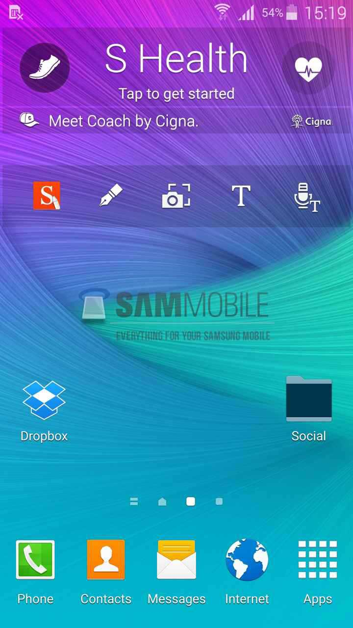 Samsung rilascia Android 5.0 Lollipop per Galaxy Note 4 | Guida e Download |