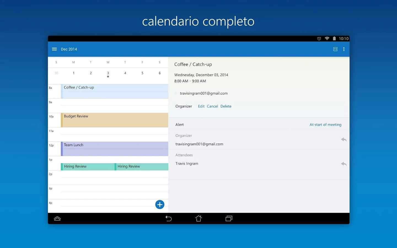 Microsoft rilascia ufficialmente Anteprima Outlook per iOS e Android